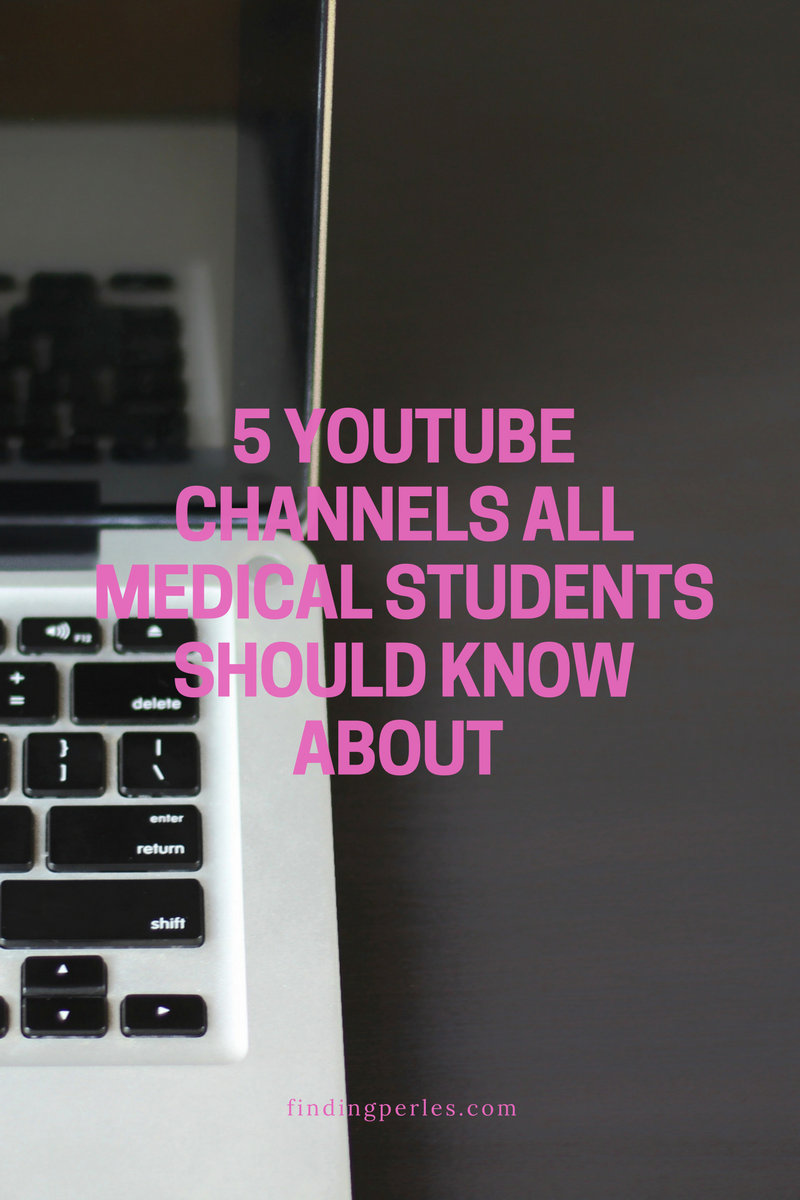 youtube for medical students